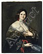 Attributed to Girolamo Forabosco (Italian, 1605-1679) , Girolamo Forabosco, Click for value