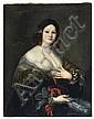 Attributed to Girolamo Forabosco (Italian, 1605-1679) , Girolamo Forabosco, Click for value