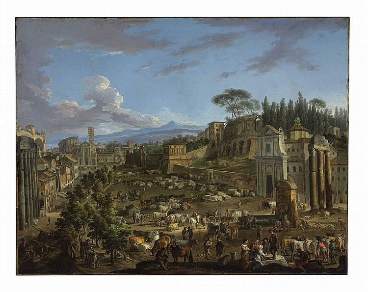 Andrea Locatelli (Rome 1695-1741)