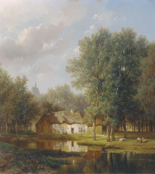 Pieter Lodewijk Kuhnen (Dutch, 1812-1877)
