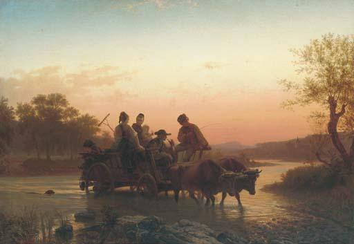 Carl Schlesinger (Swiss, 1825-1893)