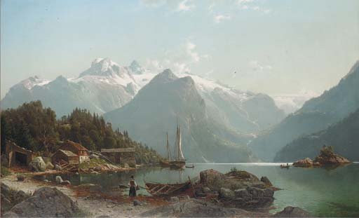 Johannes-Bertholomaus Düntze (German, 1823-1895)