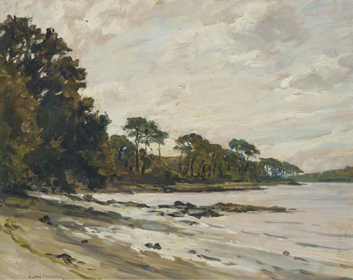 André Eugène Dauchez (French, 1870-1948)
