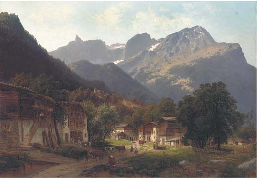 Josef Schoyerer (German, 1844-1923)