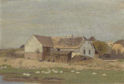 Eugen Jettel (Austrian, 1845-1901)