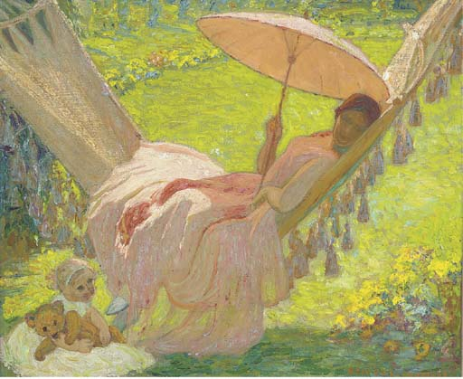 Octave-Denis-Victor Guillonnet (French,1872-1967)