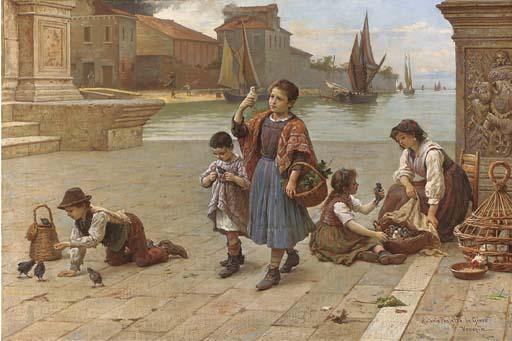 Antonio Paoletti (Italian, 1834-1912)