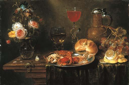 Alexander Adriaenssen (Antwerp 1587-1661)