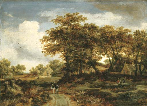 Meindert Hobbema (Amsterdam 1638-1709)