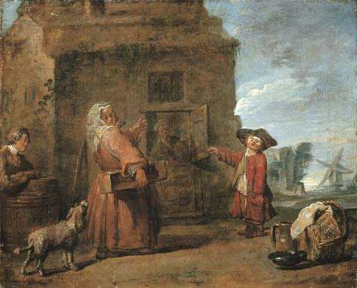 Jean-Baptiste-Siméon Chardin (Paris 1699-1779)