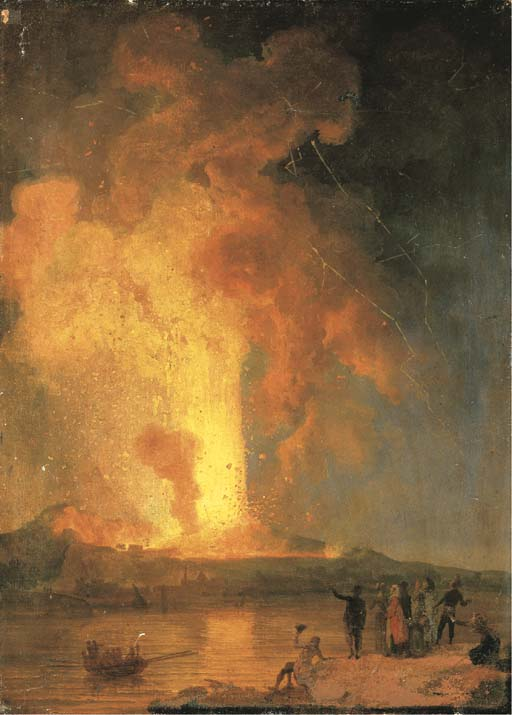 Pierre-Jacques Volaire, called le Chevalier Volaire (Toulon 1729-Italy c.1790-1800)