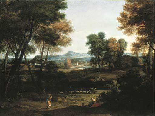 Gaspard Dughet, called Poussin (Rome 1615-1675)