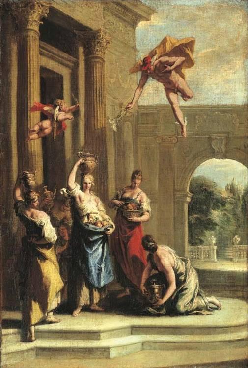 Sebastiano Ricci (Belluno 1659-1734 Venice)
