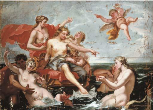 Antonio Bellucci (Pieve di Solgio 1654-1726) and Studio