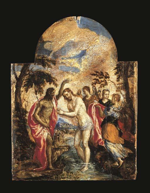 Doménikos Theotokópoulos, el Greco (Candia, Crete 1541-1614 Toledo)