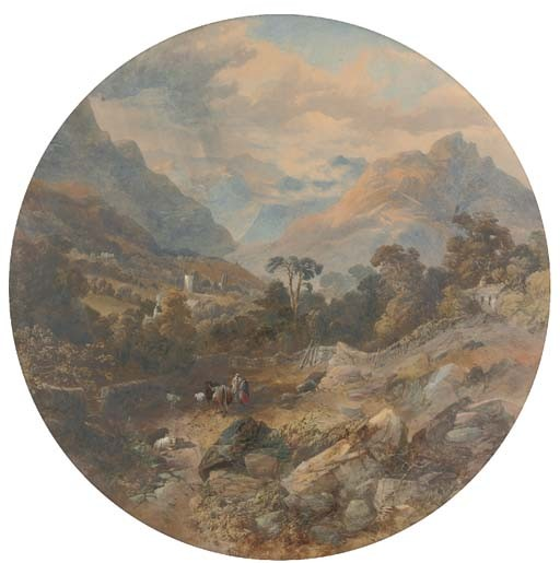 James Burrell Smith (1822-1897)