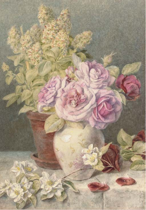 Mary Elisabeth Duffield, R.I. (1819-1914)