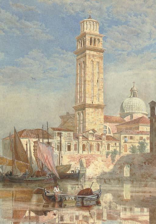 Edward Alfred Angelo Goodall, R.W.S. (1819-1908)