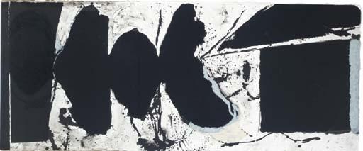 ALBERTI, Rafael. <I>El Negro</I>. Bedford, NY: Tyler Graphics, 1983.