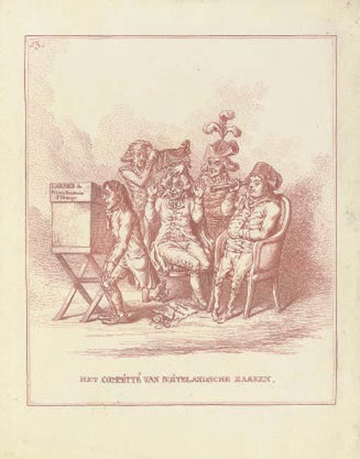 Het Committe' van buitelandsche zaaken