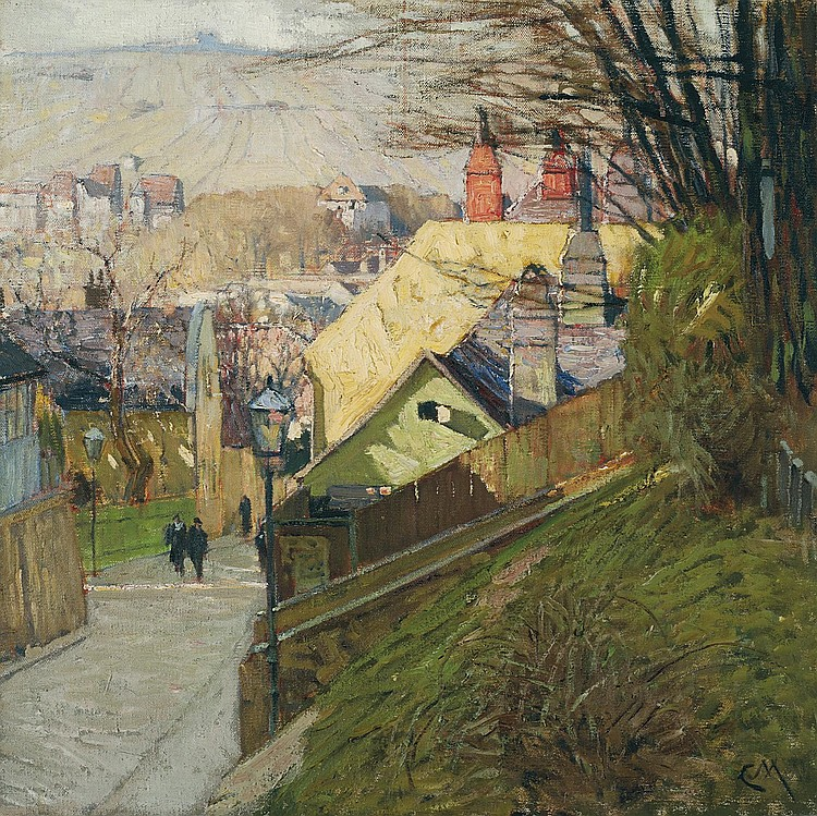 Carl Moll (1861-1945)