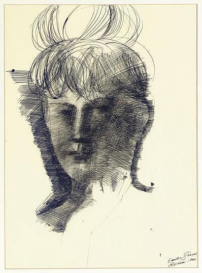 Emilio Greco (Italian, 1913-1995)