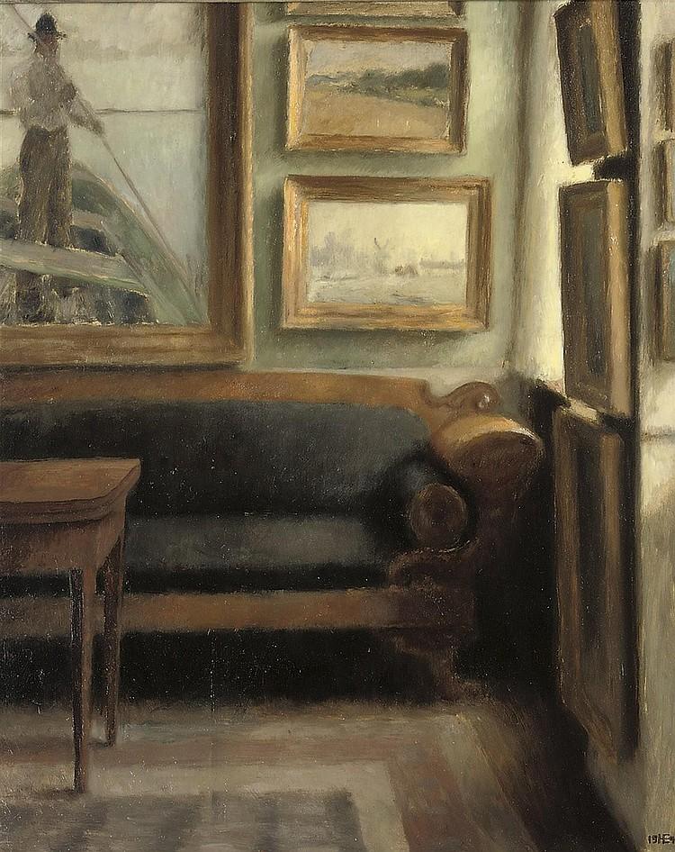 Hans Eriksen (Danish, 1912-1982)