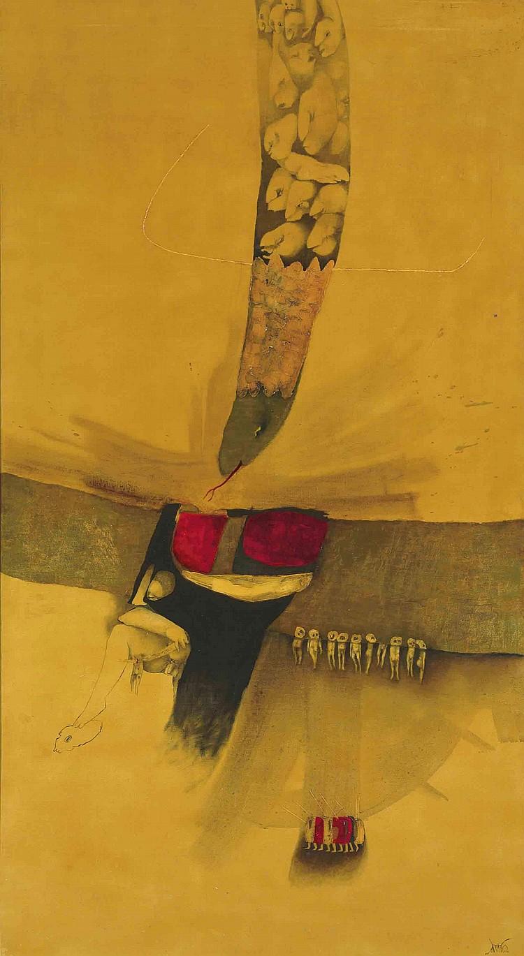 Benjamín Cañas (Salvadorian 1933-1987)