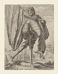 Jacques de Gheyn the Younger (1565-1629)