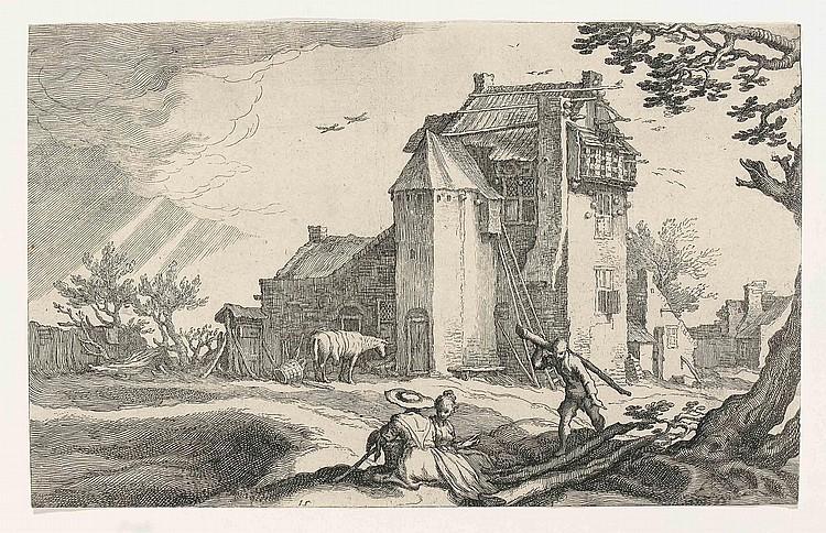 Boetius Adams Bolswert (1580-1633)