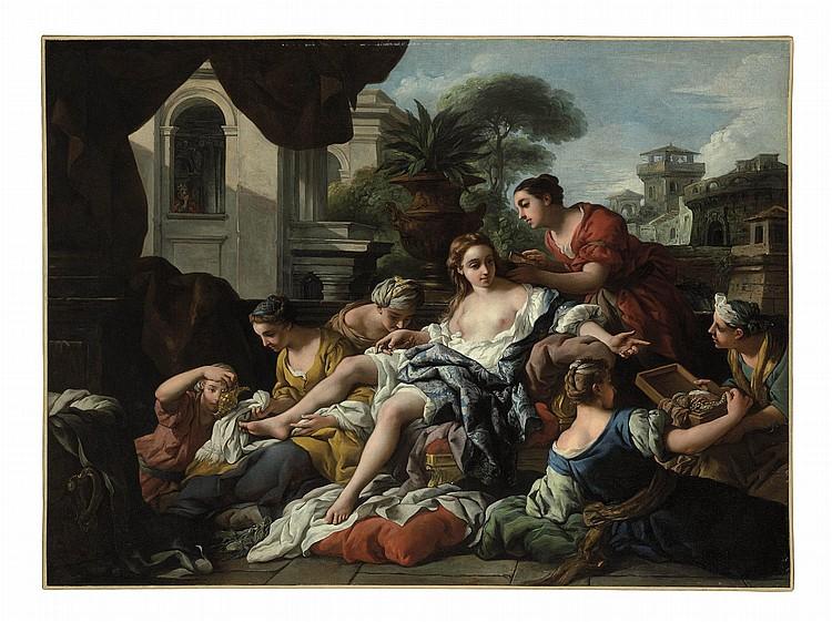 Jean-François de Troy (Paris 1679-1752 Rome)