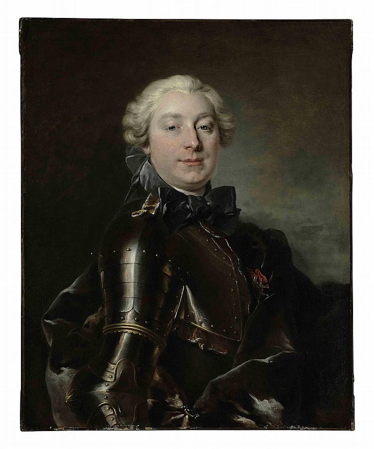 Louis Tocqué (Paris 1696-1772)