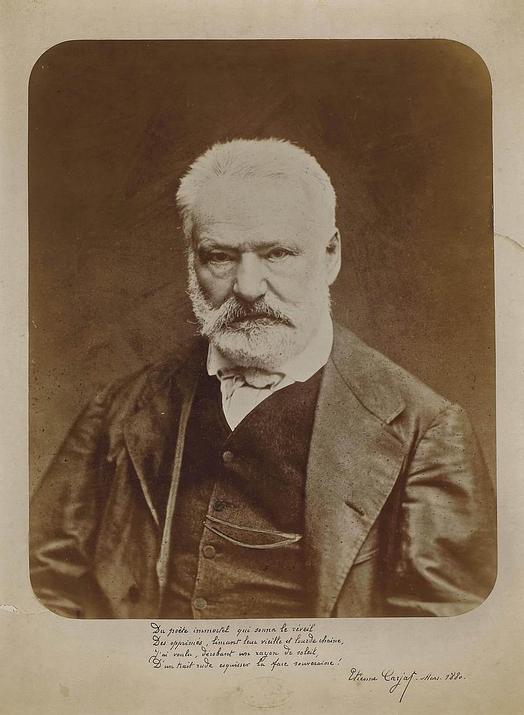 ÉTIENNE CARJAT (1828-1906)