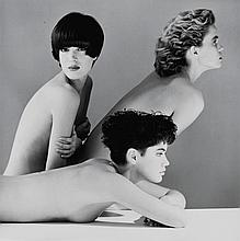 PETER KNAPP (NÉ EN 1931) - Femme (Mod's Hair), Paris, 1983