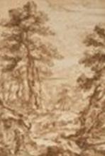 GIOVANNI FRANCESCO GRIMALDI, DIT IL BOLOGNESE (BOLOGNE 1606-1680 ROME) Pays