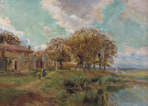 Edmond Petitjean (1844-1925)