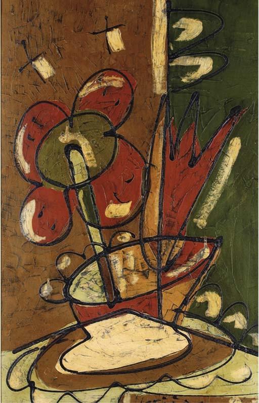 SAMUEL BOHOMIL KECIR (1904-1987)