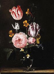 Jan van den Hecke (Quaremonde, nr. Audenarde 1620-1684 Antwerp)