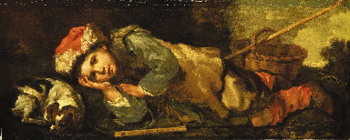 "Bernhard Keil, Mons— Bernardo (Helsing""r 1624-1687 Rome)"