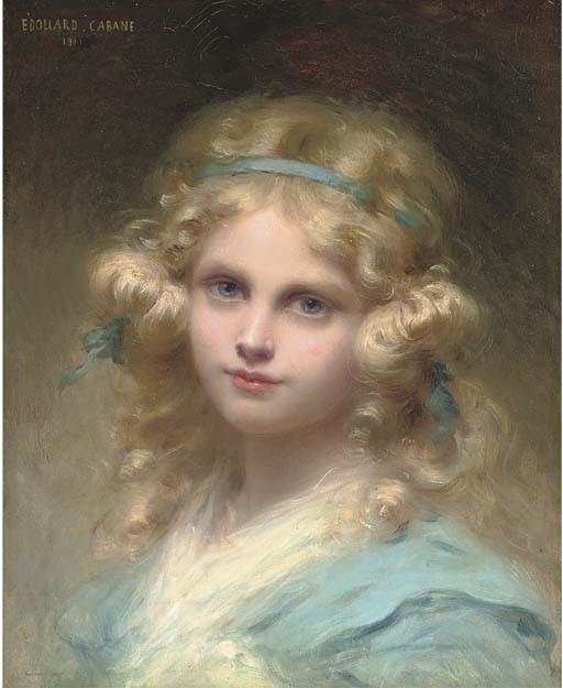 Edouard Cabane (French, b.1857)