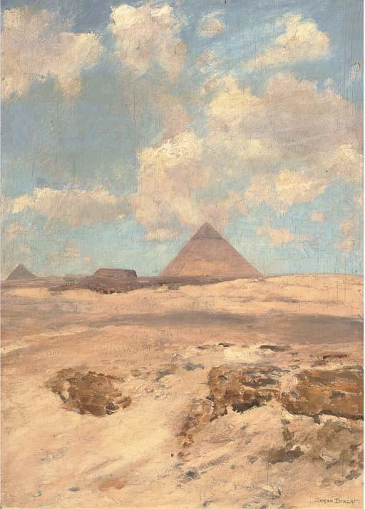 Eugen Felix Prosper Bracht (Swiss, 1842-1921)