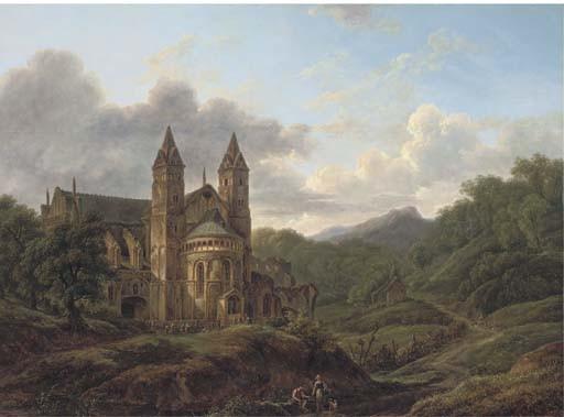 Hendrick van Assche (Belgian, 1774-1841)