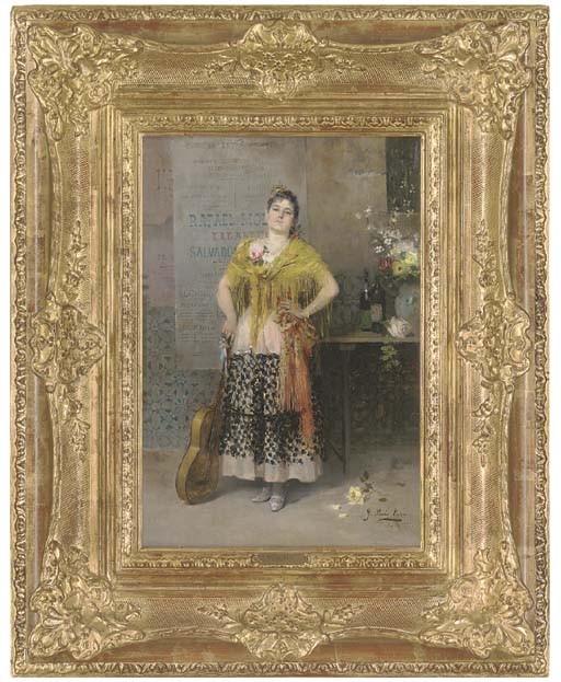 Gabriel Puig Roda (Spanish, 1865-1919)