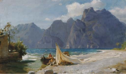 Rudolf Schick (German, 1840-1887)