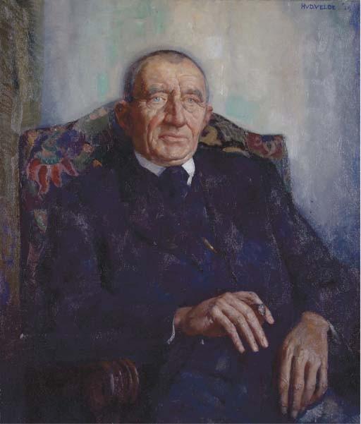 Henri van der Velde (Dutch, 1896-1969)
