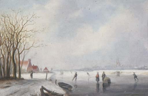 Hubertus van Hove (Dutch, 1814-1915)