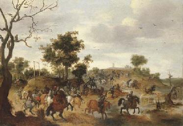 Pieter Snayers (Antwerp 1592-1667 Brussels)