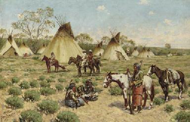 John Hauser (1859-1913)