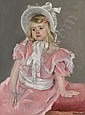 Mary Cassatt (1845-1926), Mary Stevenson Cassatt, Click for value