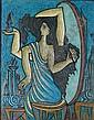 Untitled ,  Sadequain, Click for value